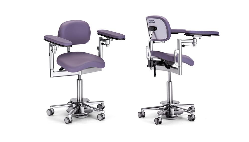 BALANCE Advance<br>Operating chair Microsurgery chair