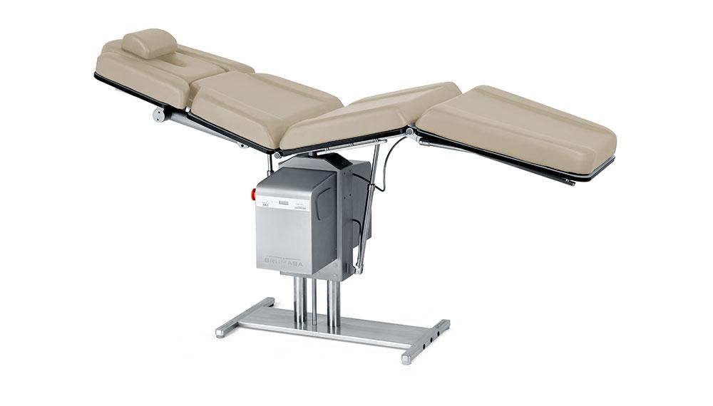 BRUMABA operating table and treatment table VENUS