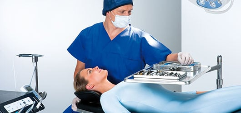 Oral and Maxillofacial Surgery (OMS) - Oral Surgery - Dental Implantology
