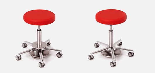 Operating stools